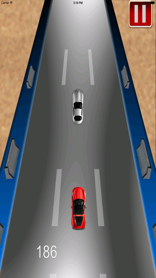 A Highway Extreme For Car - Racing in Zone Car screenshot 5