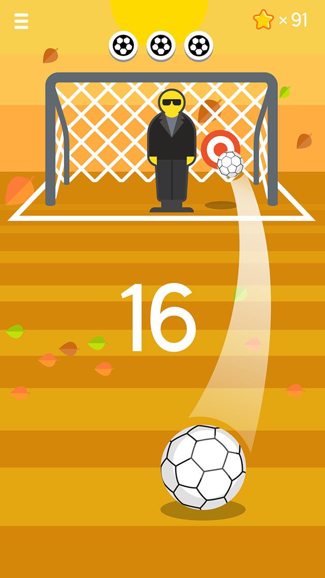 Ketchapp Soccer screenshot 3