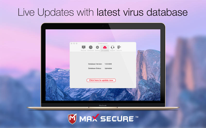 iphone virus scan antivirus by max secure amp adware scanner app for 12441