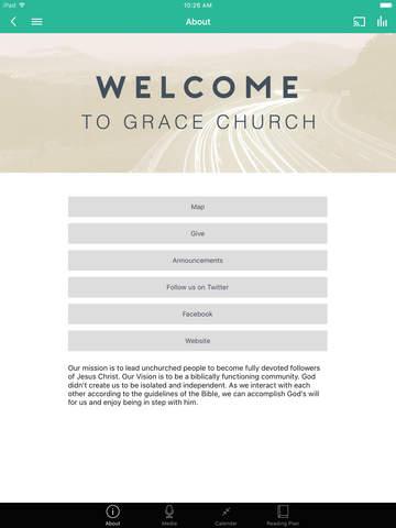 Grace Church STL screenshot 4