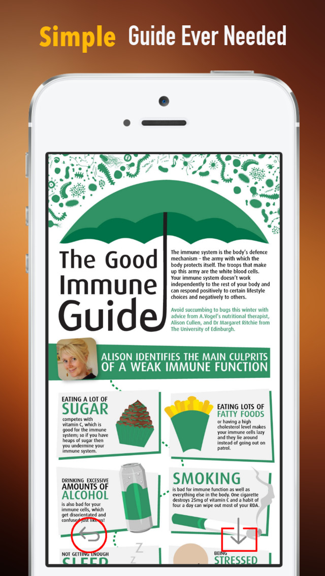 How to Restore Your Immune System:Plan,Treat Autoimmune Disease screenshot 2