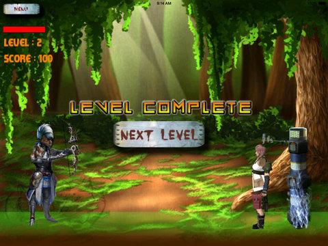 Brave Arrow Fighter - Secret Clan screenshot 7