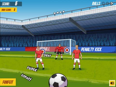 Penalty Kick ® screenshot 9