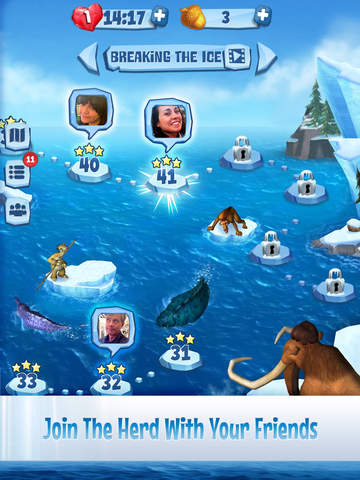 Ice Age: Arctic Blast screenshot 8