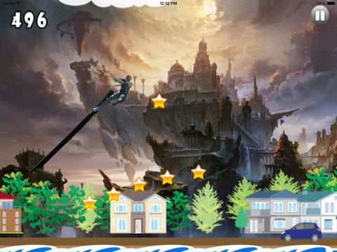 A Manga Jump - Best Fly And Runner Reader Warrior screenshot 8