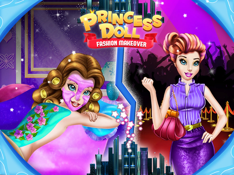Princess Doll Fashion Makeover screenshot 6