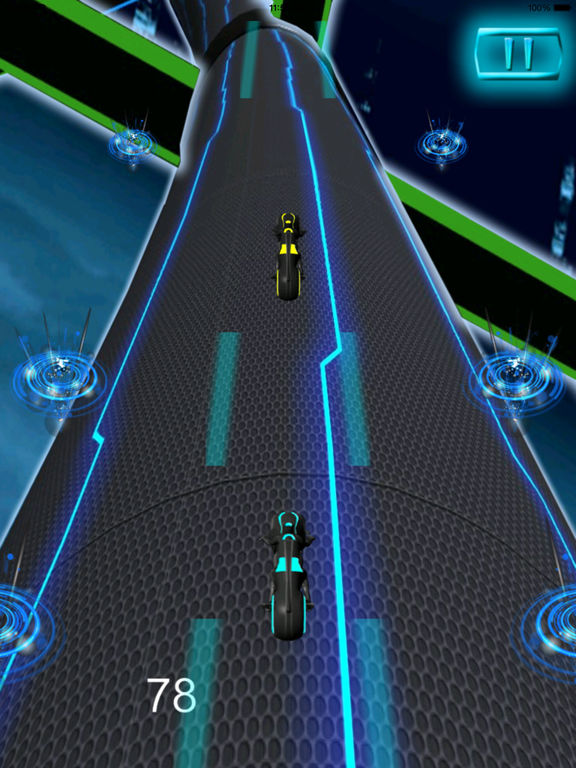 Extreme Motorcycles Luminescent - Adventure Wheels screenshot 7