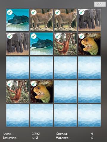 Animals Pair Match screenshot 6