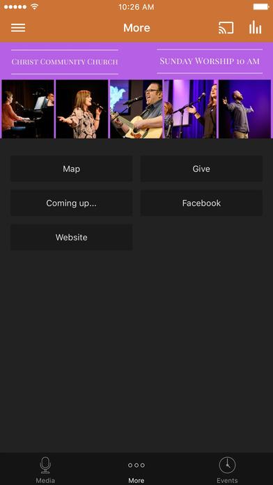 Christ Community Church IV screenshot 3