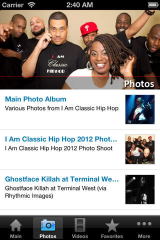 I Am Classic Hip Hop - náhled
