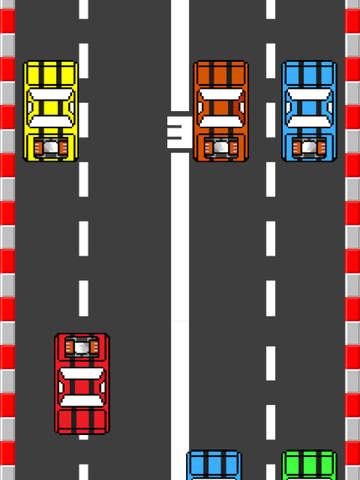 Epic Driver - Flappy Lane screenshot 8