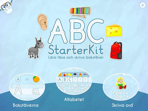 ABC StarterKit Svenska screenshot 6