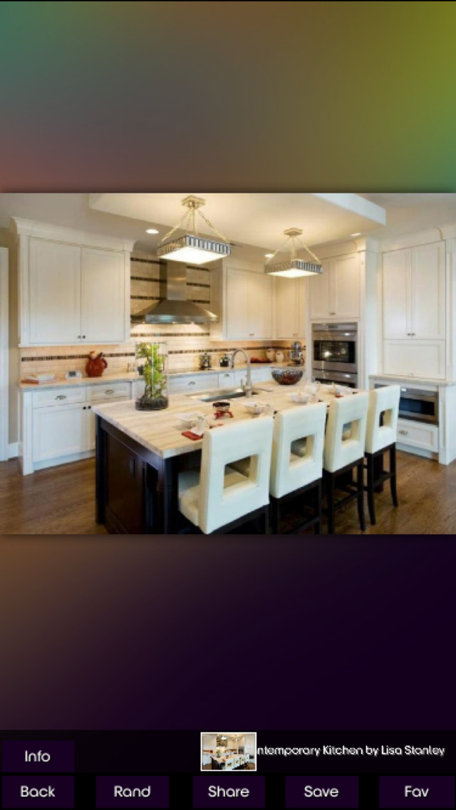 Kitchens Design Ideas screenshot 1