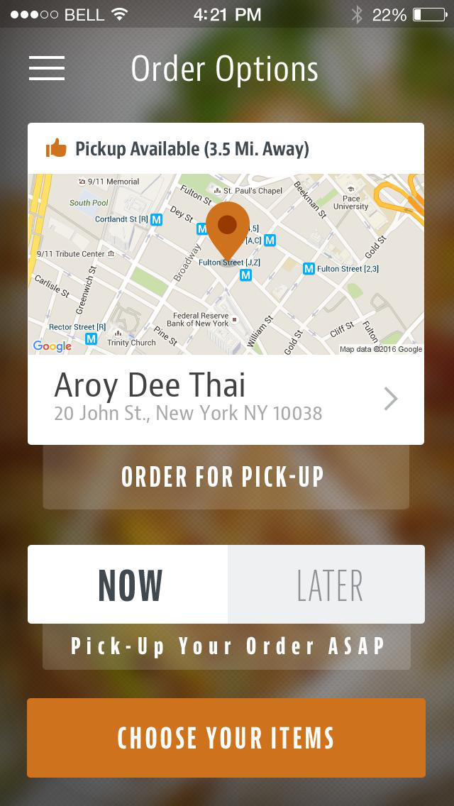 Aroy Dee Thai screenshot 2