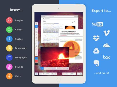 Explain Everything™ VPP Interactive Whiteboard screenshot 9