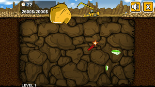 The Gold Miner ® screenshot 3