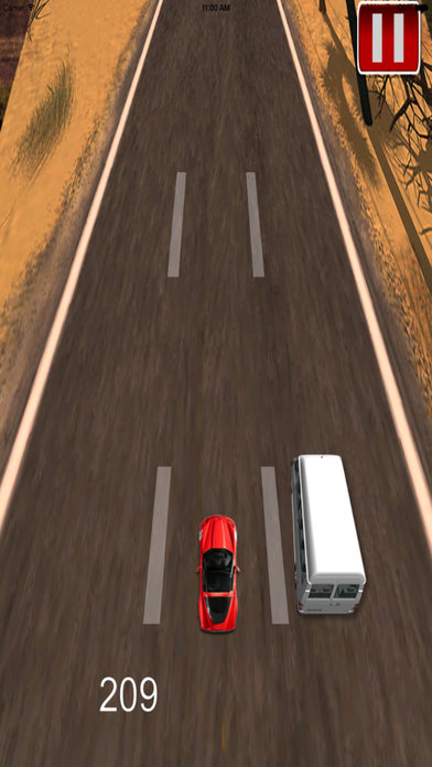 Amazing Turbo Car - Formula Race Simulator screenshot 4