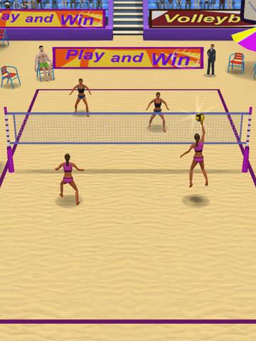Summer Sports: Volleyball screenshot 10