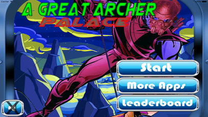 A Great Archer Palace PRO - Games Fast Arrows screenshot 1