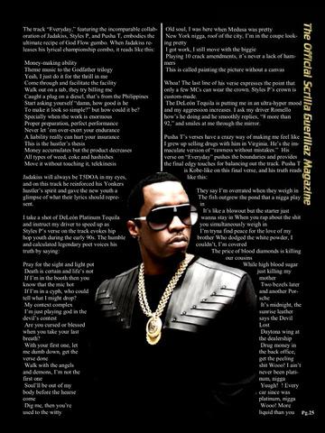 Scrilla Guerillaz Magazine screenshot 8