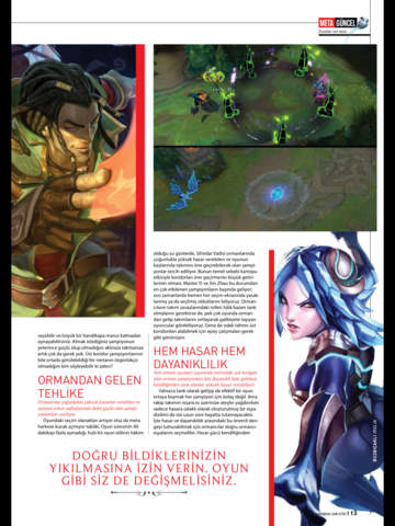 League of Legends Oyungezer screenshot 8
