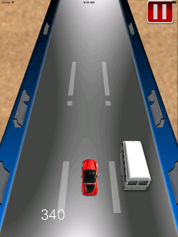 Car Driving Chase - Racing Rush Simulator Game screenshot 10
