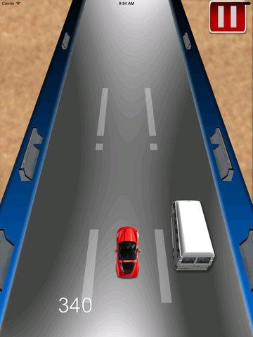 Car Driving Chase - Racing Rush Simulator Game screenshot 10