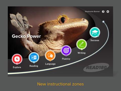 READ 180 Universal Student App screenshot 1