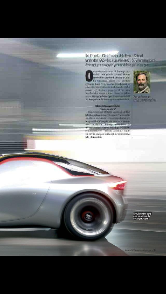 Auto Show Dergisi screenshot 3