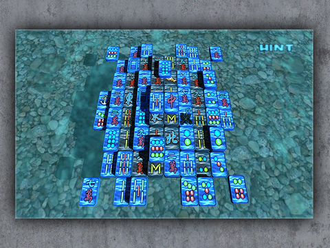 Deep River Mahjong screenshot 10