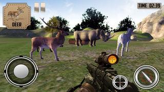 Wild Animal  Hunting screenshot 2
