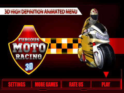 Furious Moto Racing screenshot 6