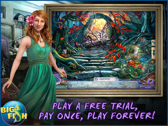 Subliminal Realms: The Masterpiece HD - A Hidden Object Mystery screenshot 1