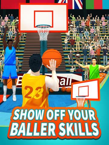 Summer Sports: Basketball screenshot 6