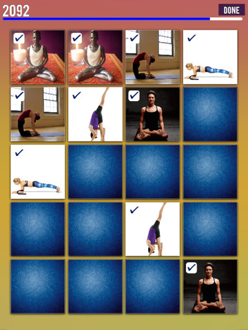 Yoga Match Game screenshot 8