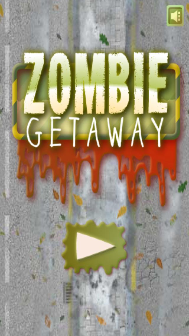 Zombie Getaway screenshot 1
