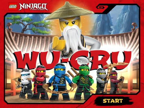 THE LEGO® NINJAGO® MOVIE™ app screenshot 6