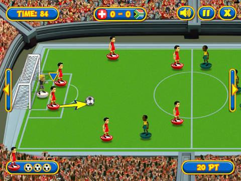 Flicking Soccer screenshot 7