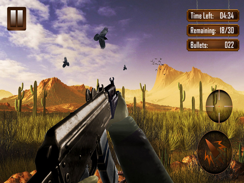 Crow Hunter in Jungle screenshot 9