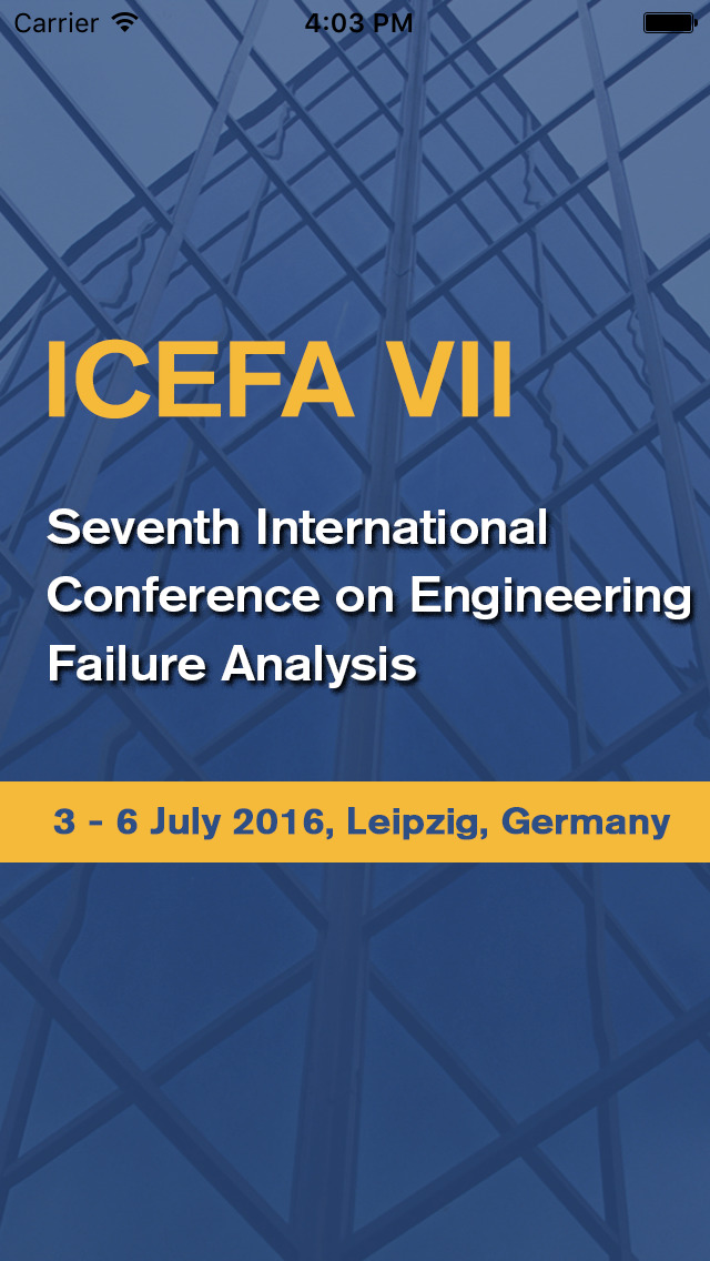 ICEFA 2016 screenshot 1