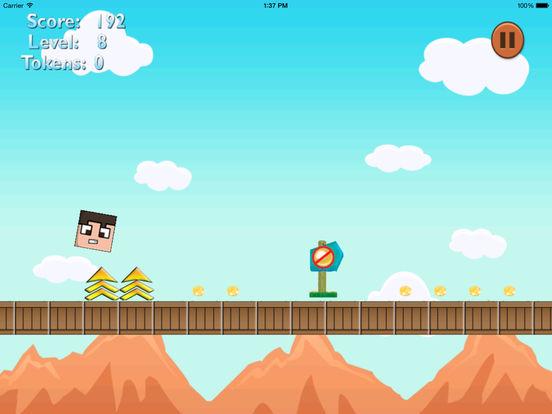 Mr. Super Jumper PRO - Survivor Island Hero screenshot 8
