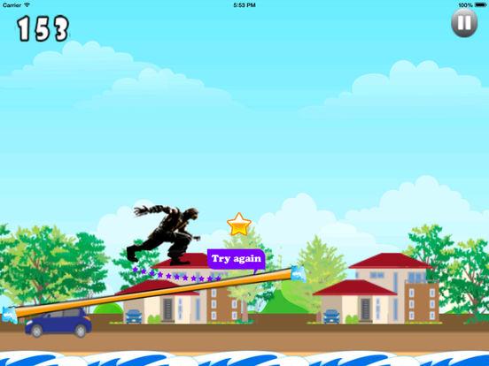 Big Jump In The City - Best Jump Tournament screenshot 8