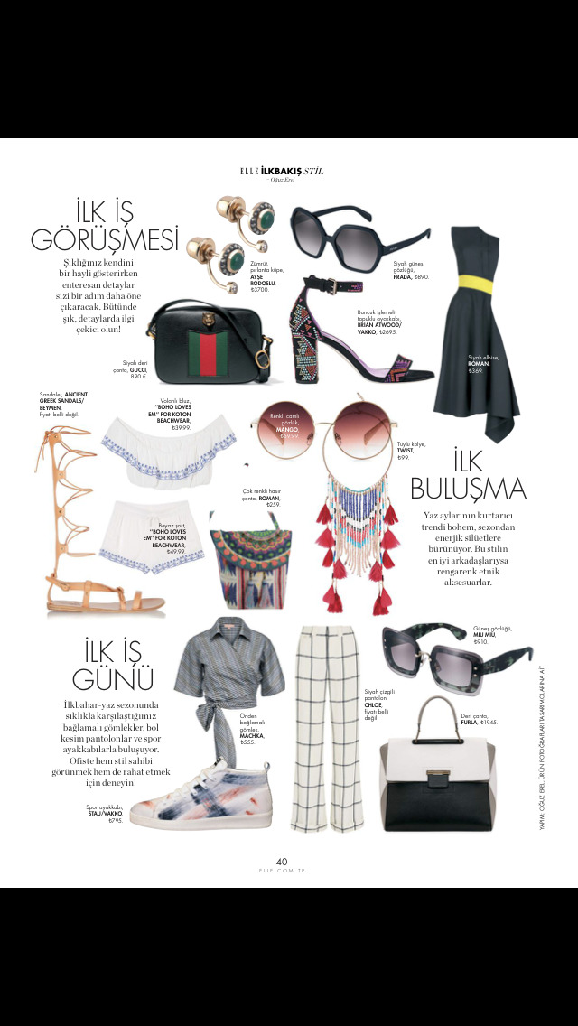 ELLE Türkiye screenshot 4
