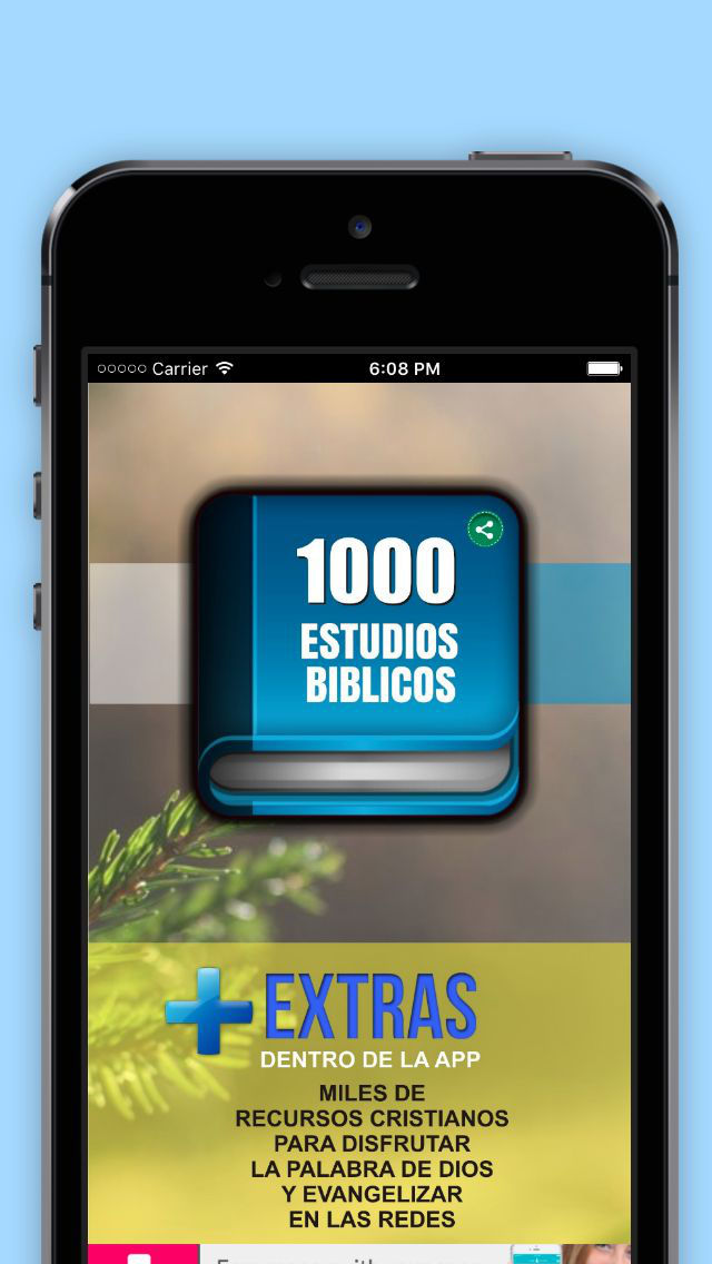 1000 Estudios Biblicos screenshot 2