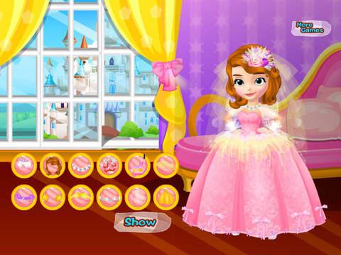 给结婚公主缝制婚纱 screenshot 7