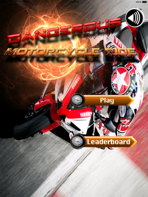A Dangerous Motorcycle Ride - Awesome Highway Game screenshot 6