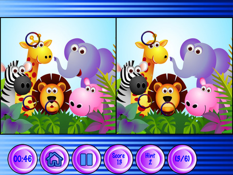 Find the Difference 24 screenshot 7