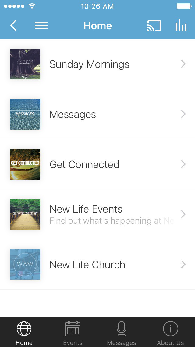New Life Church - Solano screenshot 1