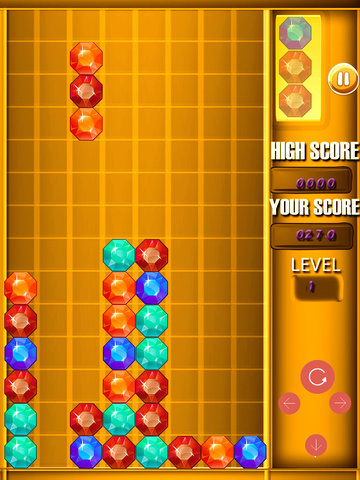Blast Jewelry - Gems Blitz Amazing screenshot 9