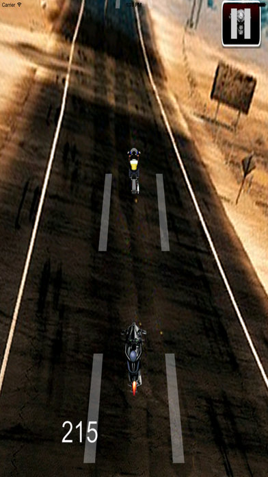 A High-Powered Motorcycle Pro - Amazing Extreme Speed Driver Bike Game screenshot 3